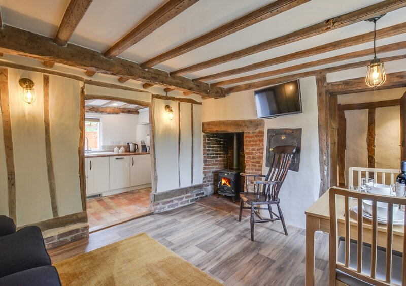 Perry Acres Cottage, holiday rental in Monk Soham