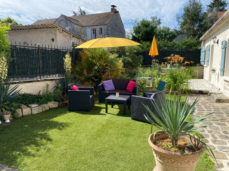 INSTANT FLEURY : studio cozy, avec jardin secret !, location de vacances à Dammarie-les-Lys