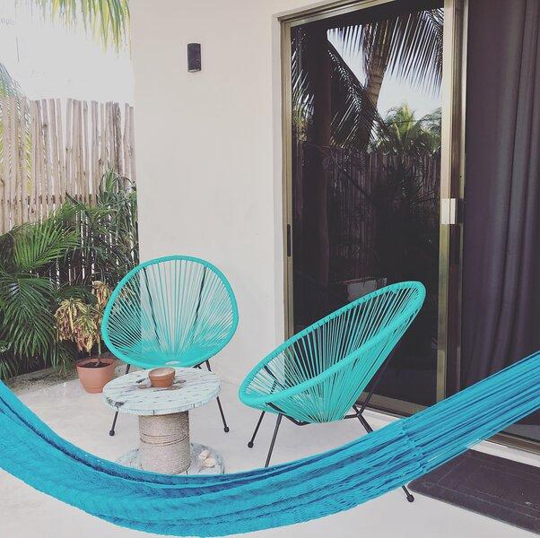 Barefoot & Lazy Studio El Cuyo, holiday rental in El Cuyo