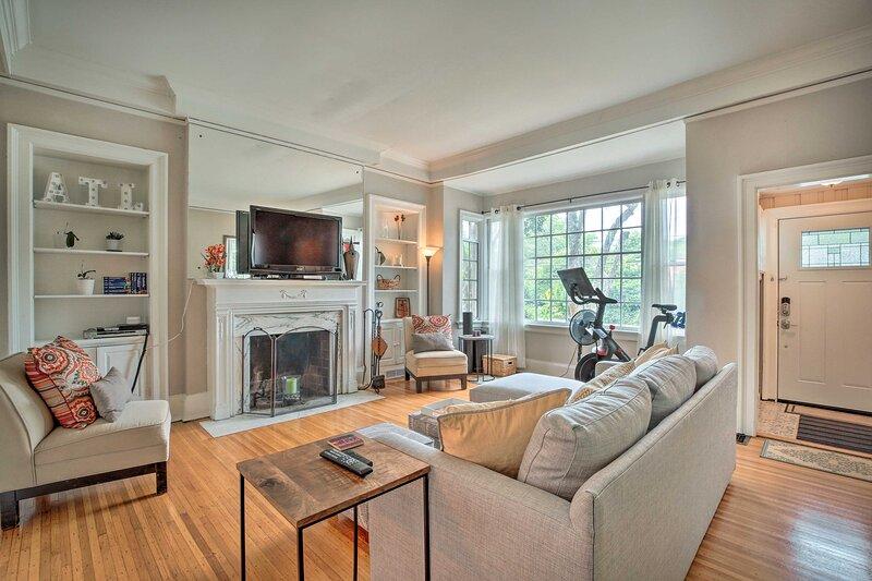 NEW! Charming Atlanta Apt - Walk to Piedmont Park!, vacation rental in Druid Hills