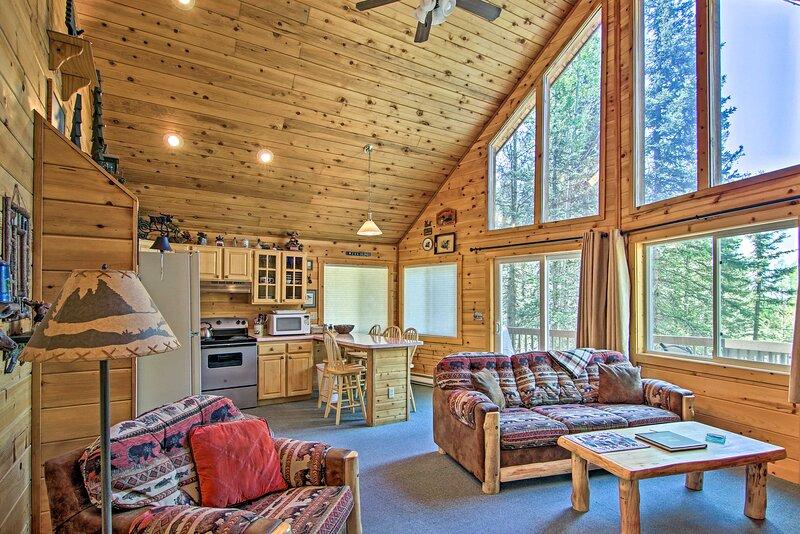 Main Living Space | 1st Floor | Free WiFi