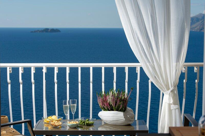 Villa Arzilla 2, holiday rental in Positano