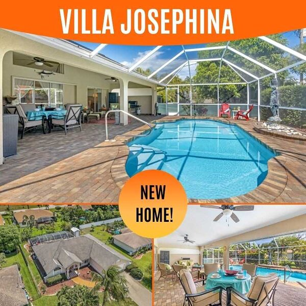 27% OFF! SWFL Rentals - Villa Josephina - Beautifully Remodeled Pool Home in SE, vacation rental in Cape Coral
