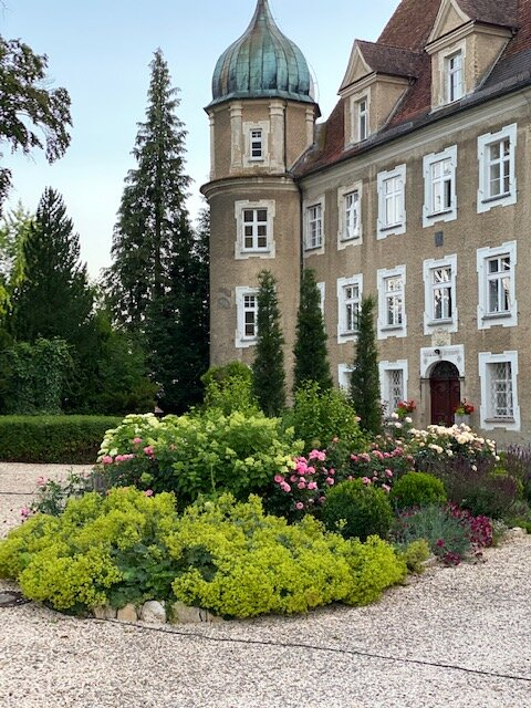 Stay in a real palace in Germany, vacation rental in Ulm