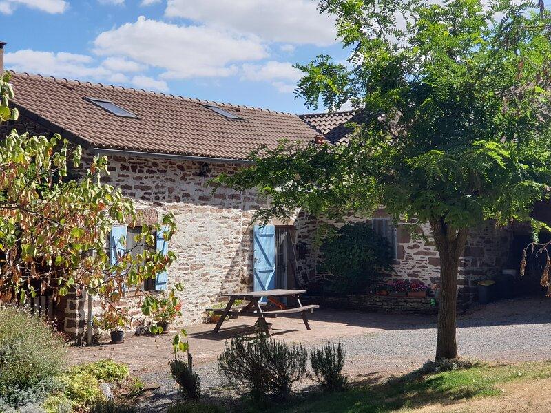 Domaine du Plan del Poux, holiday rental in Lacaune