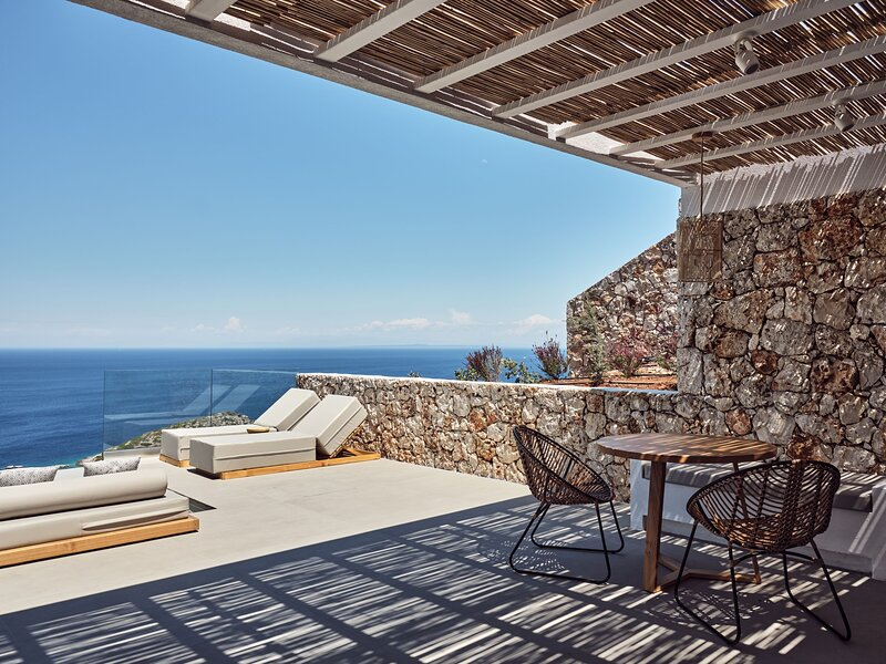 Jasmine Luxury Suite - Etheria Villas & Suites, holiday rental in Agios Nikolaos