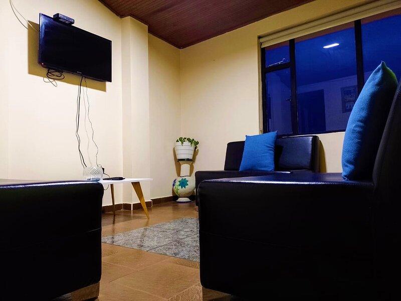 CasaMJ, Apartamentos 301, holiday rental in Boyaca