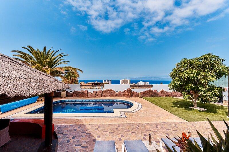 VILLA ANAÏS AZUL, alquiler vacacional en Playa Paraíso