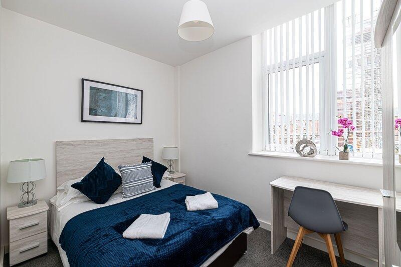 Apt 11 City Suites - 1 bed - City Suites, location de vacances à Rowton