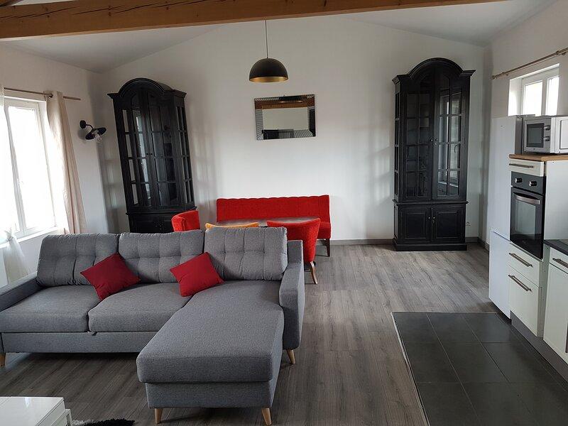T3 confort proche La Rochelle, location de vacances à Sainte-Soulle