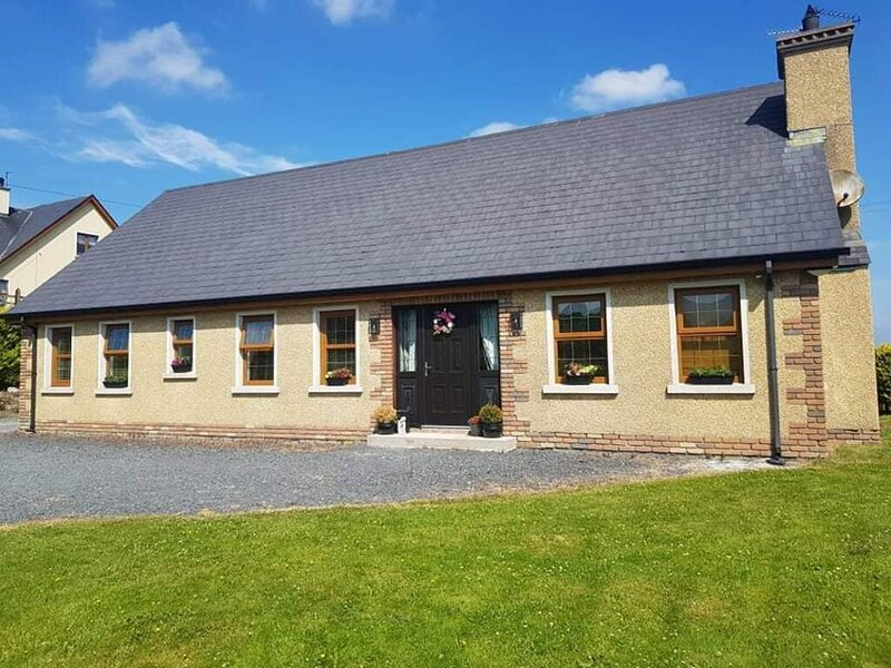 Meadow View House Omeath – semesterbostad i Meigh