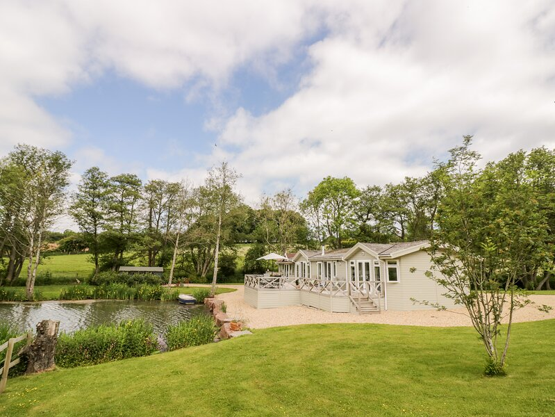 Phocle Lodge, Ross-On-Wye, holiday rental in Upton Bishop