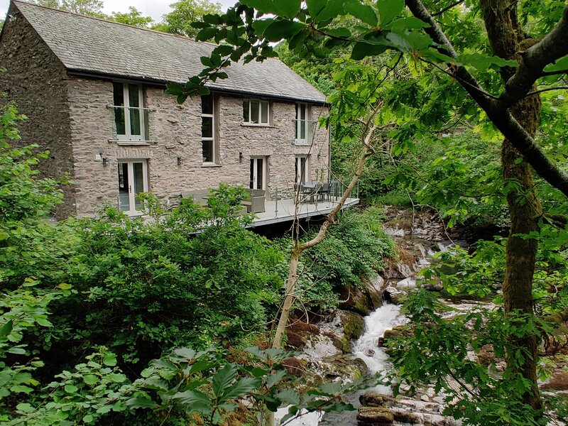 The Old Water Mill, Kendal, alquiler vacacional en Skelsmergh
