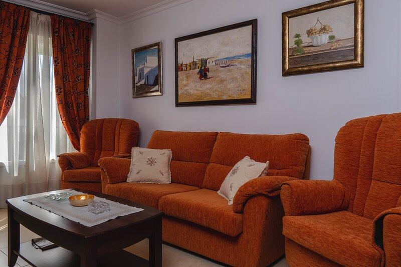 Apartamento en el centro de la provincia a 30 minutos de cualquier destino, location de vacances à Villalba del Alcor