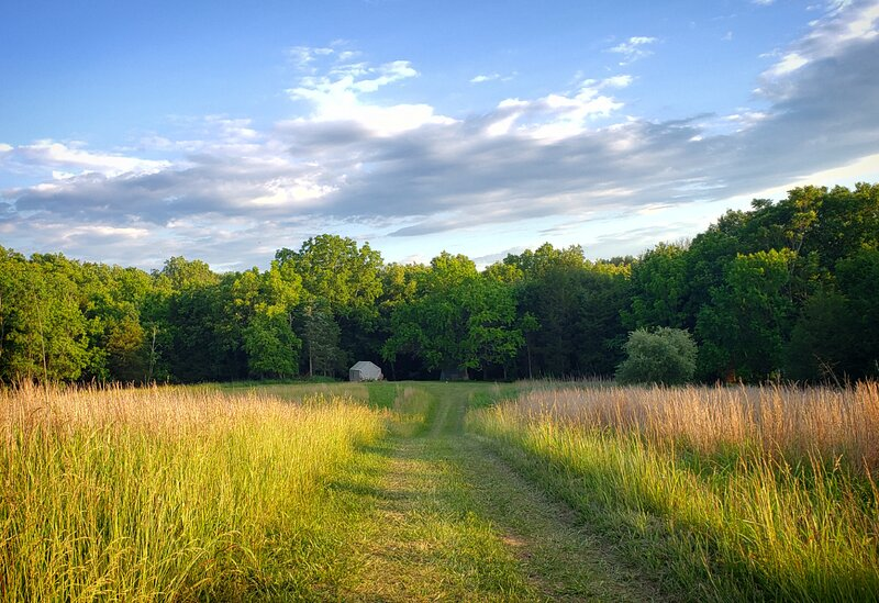Tentrr Signature Site - 'Wineberry' at Evensong Farm, vacation rental in Sharpsburg