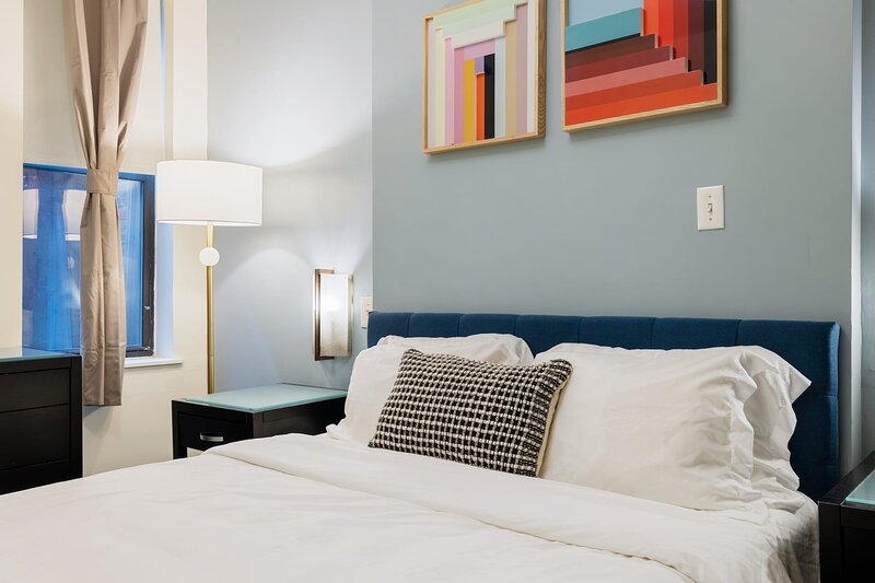 The Duffy Times Square by Kasa�Standard Queen-S2�Times Square, location de vacances à Weehawken