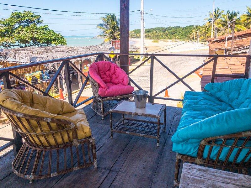Verano House BF, holiday rental in Baia Formosa