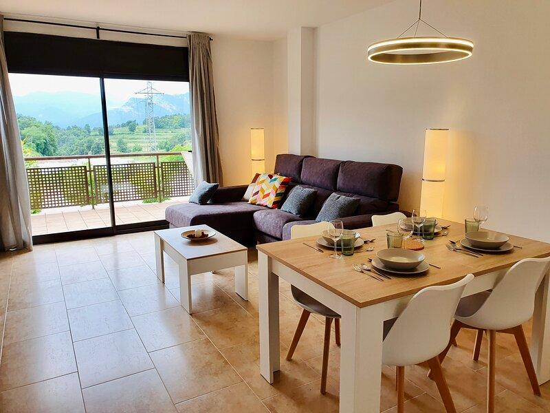 Apartament Rural Cal Tut, aluguéis de temporada em Ripoll