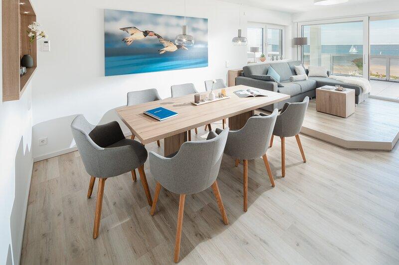 Norderney Smart Seaside Suite, casa vacanza a Norderney