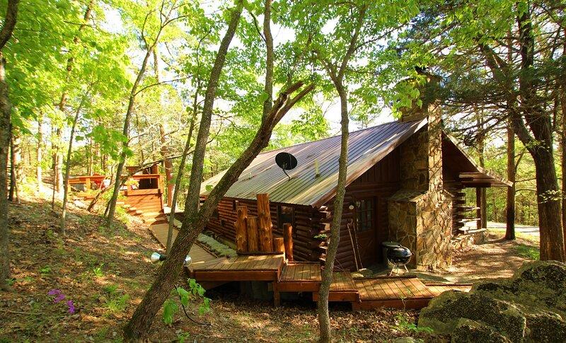 Cinnamon Valley - 'The Lake House', holiday rental in Eureka Springs