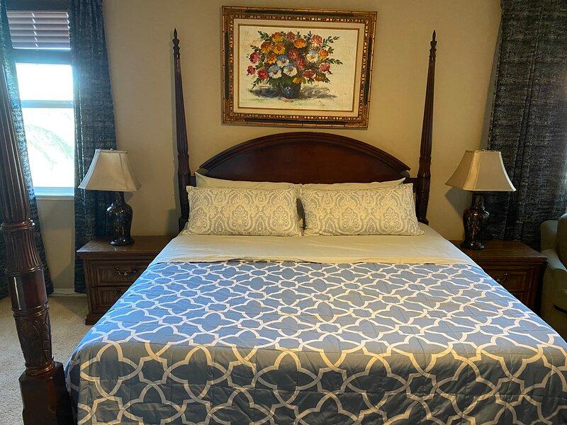 King's room, vacation rental in Sacramento