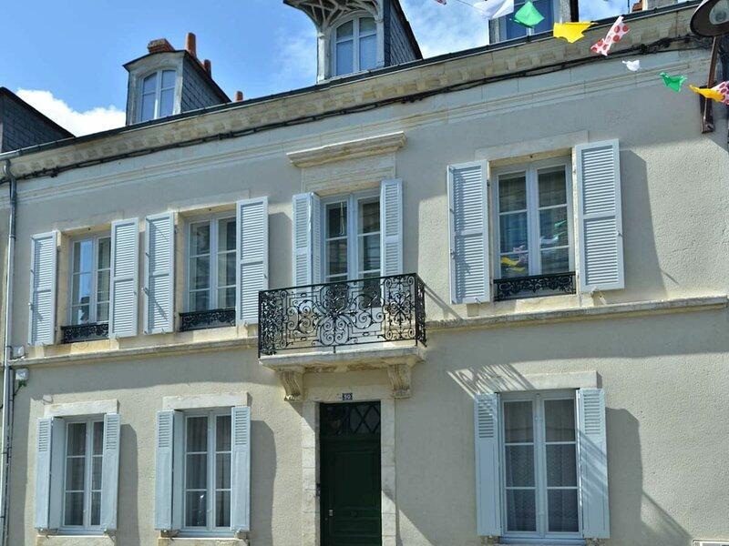 Le Clos Saint Cyran, location de vacances à Ambrault