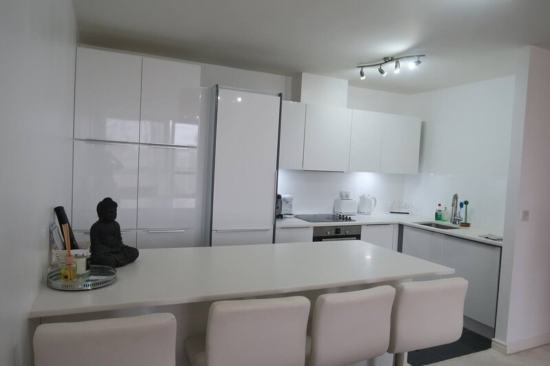EXLarge, MAILBOX, City Centre Apartment with Gym,, holiday rental in Digbeth