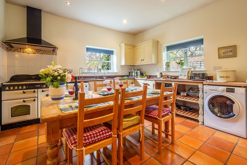 Stable Cottage, holiday rental in Buxhall