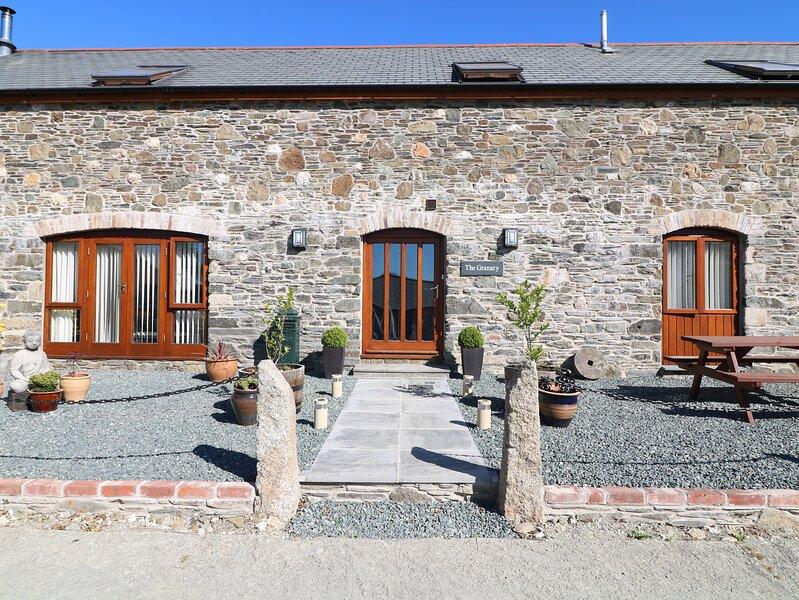 The Granary, Launceston, holiday rental in Fivelanes