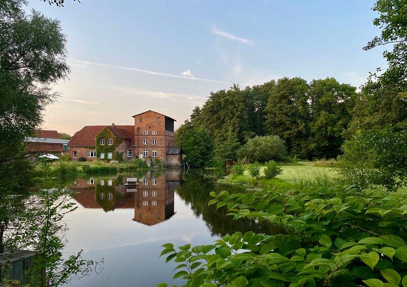Landhaus Viezer Mühle, holiday rental in Neuhof