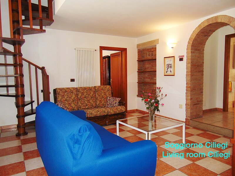 Appartamento Ciliegi, casa vacanza a Due Carrare