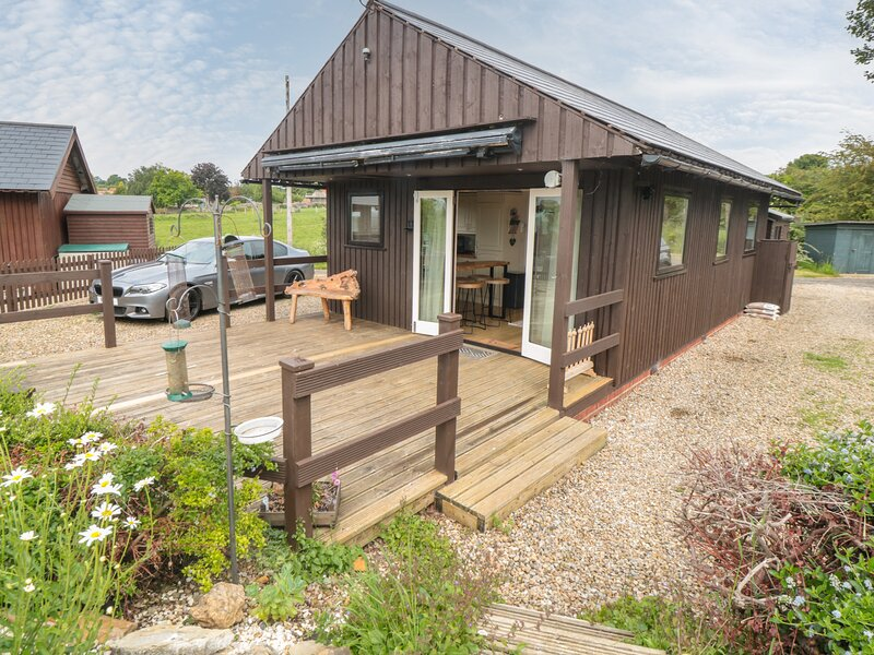 3 Valley View Lodges, Helmsley, aluguéis de temporada em Helmsley