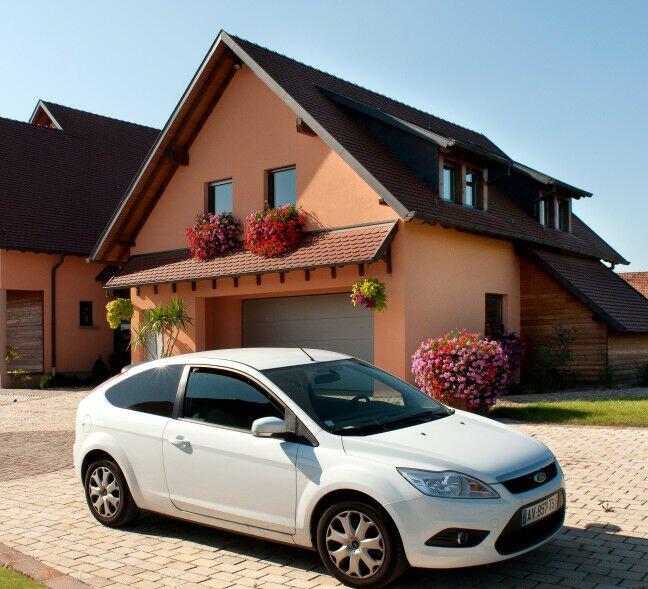 Beautiful house with mountain view, Ferienwohnung in Sermersheim