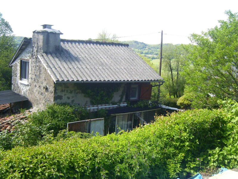 Nice house with mountain view, holiday rental in Vic-sur-Cere