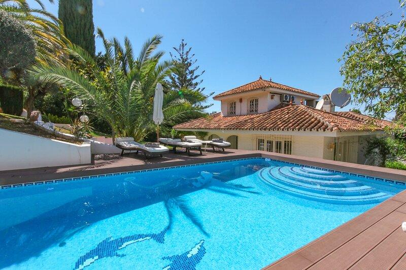 Villa Moscatel, alquiler vacacional en Campanillas