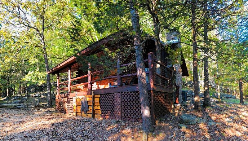 Cinnamon Valley - 'The Cherokee', holiday rental in Eureka Springs