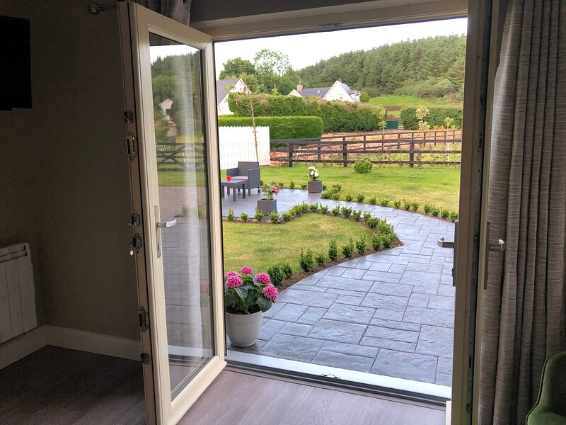 The Lodge - Rural Tipperary bordering Kilkenny, location de vacances à Freshford