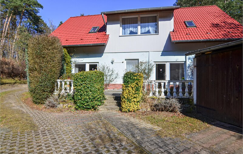 Stunning home in Liepe with 1 Bedrooms (DBB157), holiday rental in Liepe