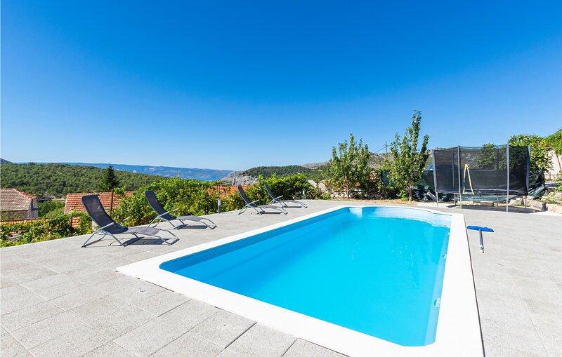 Beautiful apartment in Gata with Outdoor swimming pool, Outdoor swimming pool an, holiday rental in Gata
