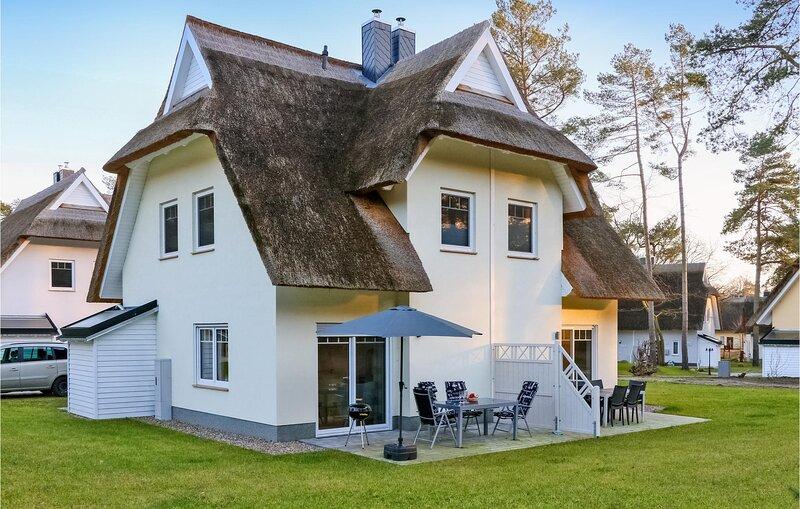 Fischerdorf Zirchow (DMU188), holiday rental in Zirchow