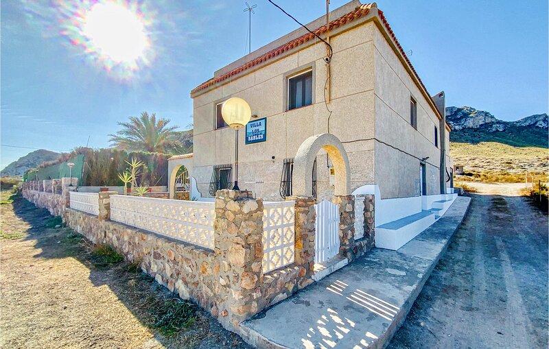 Villa los Sables (ECC577), alquiler vacacional en Calabardina