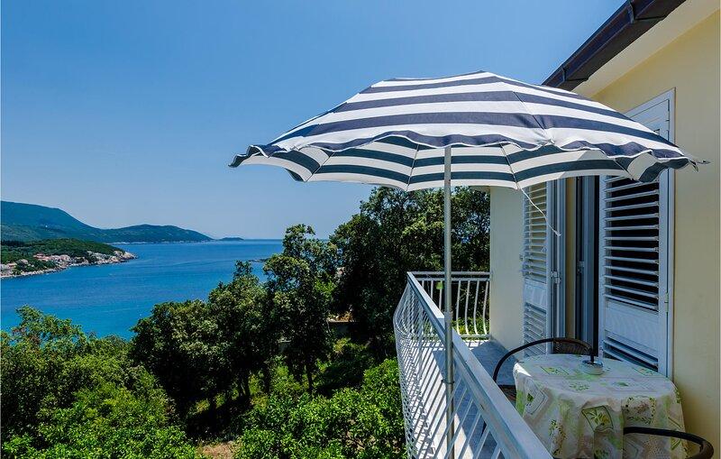 Nice home in Gruda with WiFi and 1 Bedrooms (CDD522), alquiler de vacaciones en Molunat