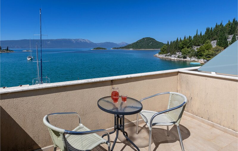 Nice home in Blace with WiFi and 2 Bedrooms (CDR197), holiday rental in Blace