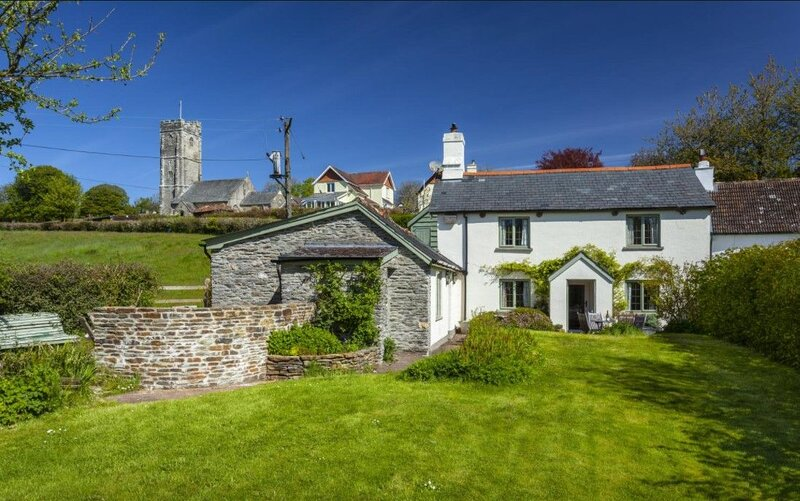 Dowry Cottage Winsford - Beautiful cottage and garden in the heart of Exmoor, casa vacanza a Bridgetown