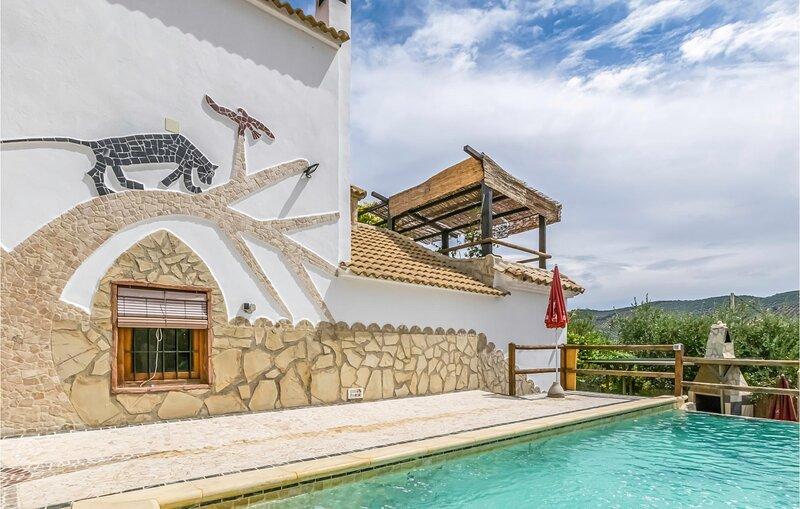 El Raso (EAC492), holiday rental in Algarinejo