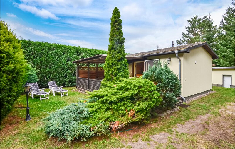 Amazing home in Ruhlsdorf with 1 Bedrooms (DBB554), holiday rental in Liepe