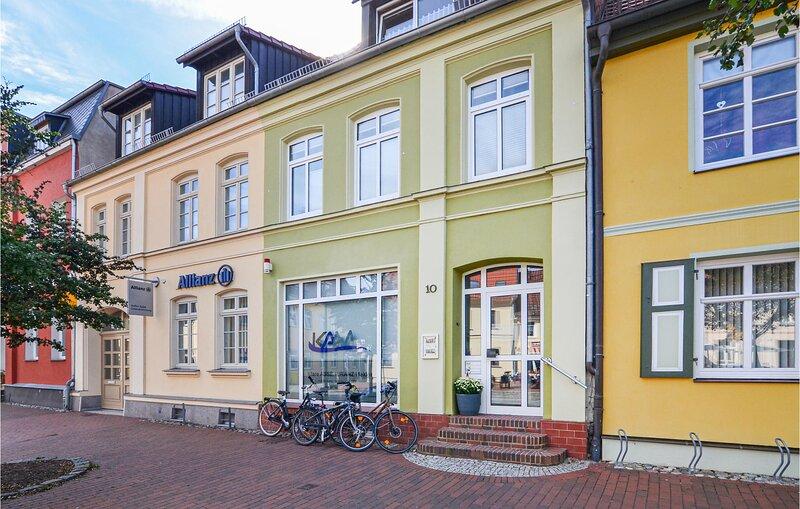 Nice home in Schwaan with 0 Bedrooms (DMV168), holiday rental in Muhl Rosin