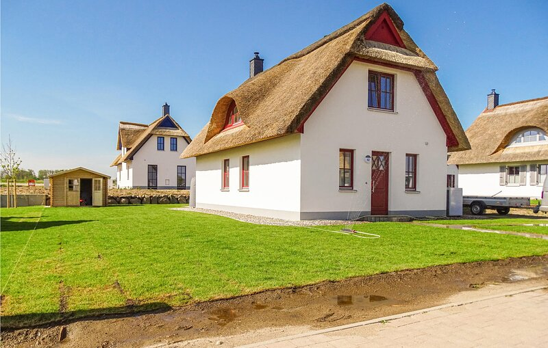 Awesome home in Zierow with Sauna and 2 Bedrooms (DMK717), holiday rental in Zierow
