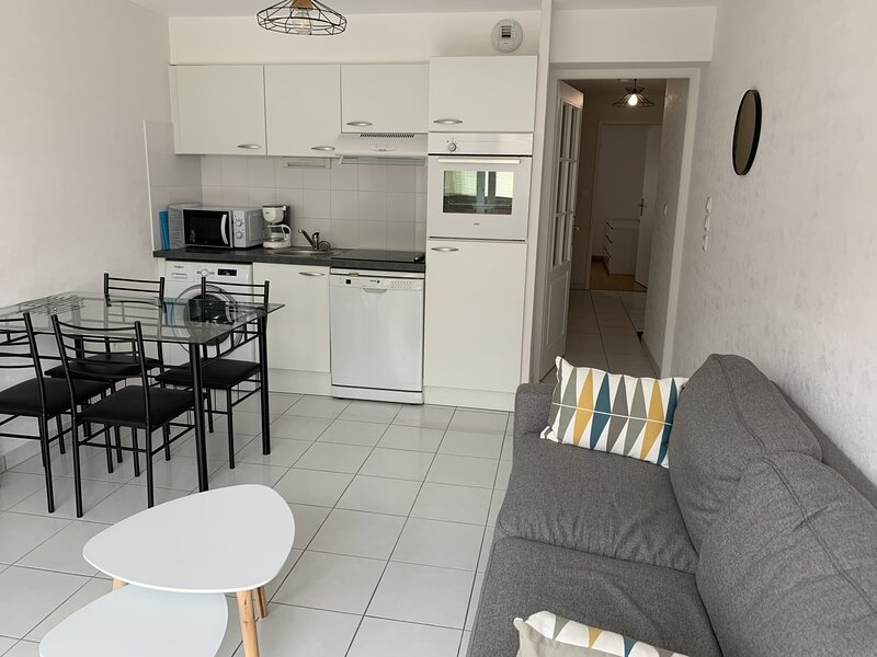 FORT-MAHON-PLAGE : Proche plage, vacation rental in Fort-Mahon-Plage