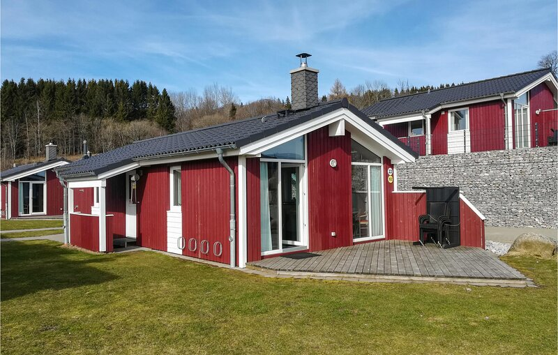 Stunning home in St. Andreasberg with Sauna and 2 Bedrooms (DAN922), vacation rental in Sankt Andreasberg